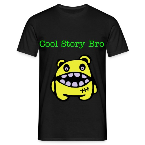 cool story - Men's T-Shirt