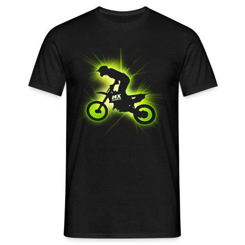Laser Green homme - T-shirt Homme