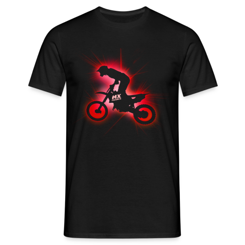 Laser Red homme - T-shirt Homme