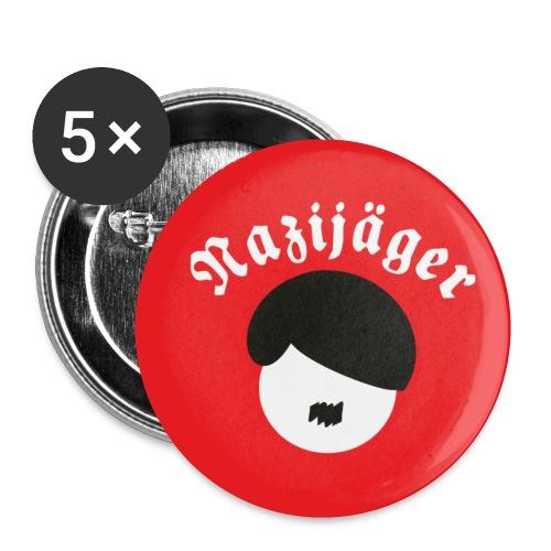 Nazijäger - Buttons klein 25 mm