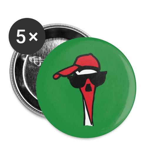 Sieg Style - Buttons klein 25 mm