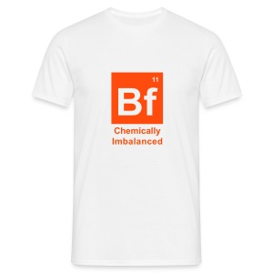 BF11 neon white - Men's T-Shirt