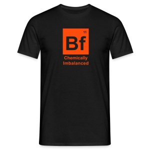 BF11 neon black - Men's T-Shirt