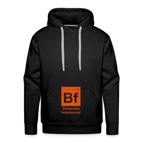 BF11 standard black - Men's Premium Hoodie
