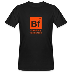 BF11 organic black - Men's Organic T-shirt