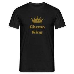Chemo King - Men's T-Shirt