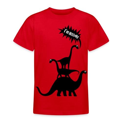 Dino's - Teenager T-shirt
