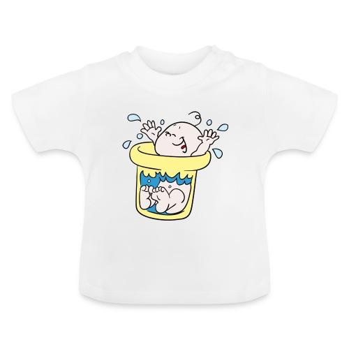 Baby T-shirt tummytub - Baby T-shirt
