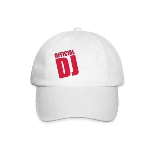 Cappello Dj - Cappello con visiera