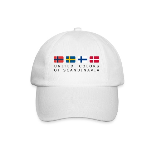 Base-Cap UNITED COLORS OF SCANDINAVIA - Baseball Cap