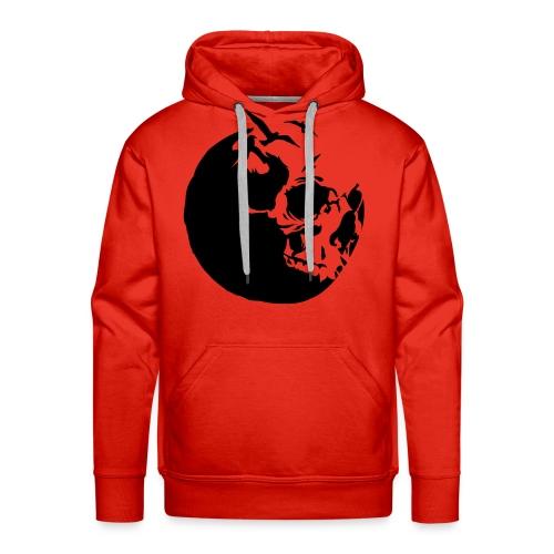 Midnight - Sudadera con capucha premium para hombre