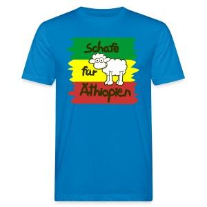 schafe_fuer_Aethiopien - Männer Bio-T-Shirt