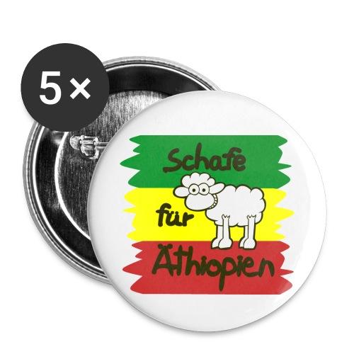 schafe_fuer_Aethiopien - Buttons mittel 32 mm