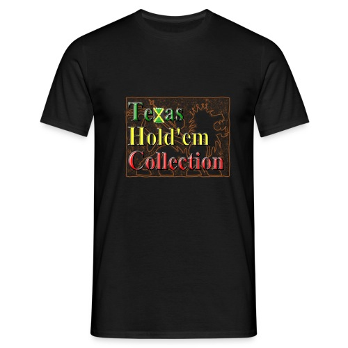Tee-shirt poker homme THC - TT Pokerwear - T-shirt Homme