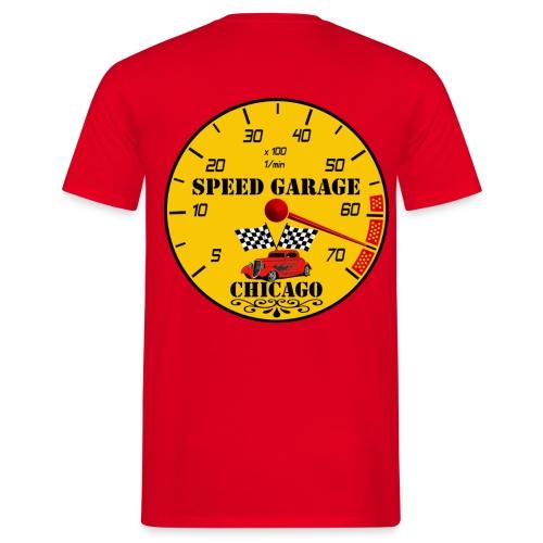t-shirt racing - Men's T-Shirt