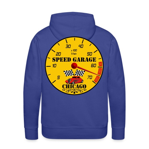 t-shirt racing - Men's Premium Hoodie