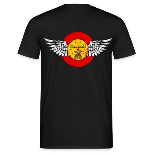 racing t-shirt - Men's T-Shirt