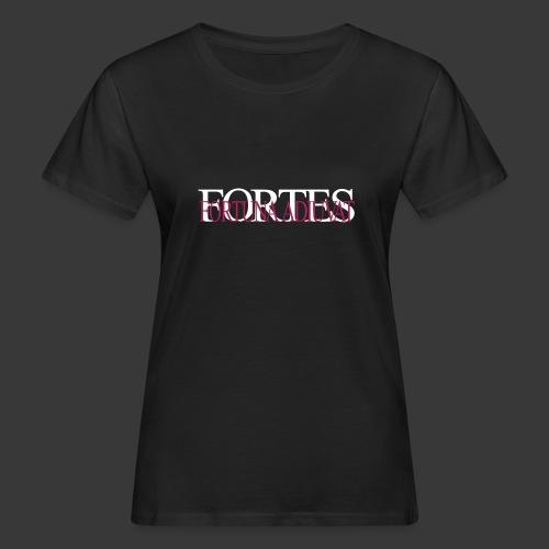 FORTES FORTUNA ADIUVAT - Women's Organic T-shirt