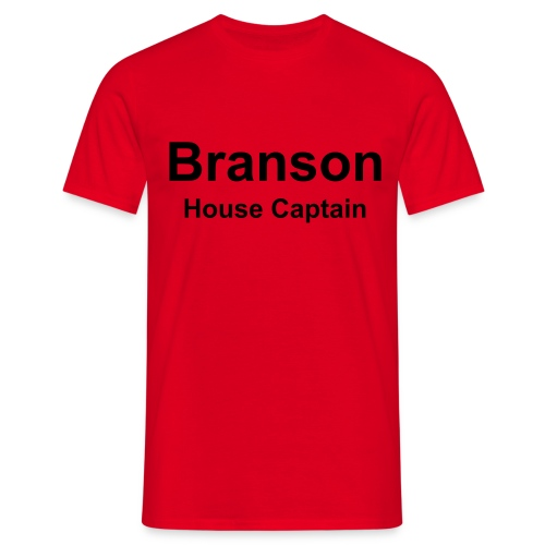 Mens Branson - Men's T-Shirt