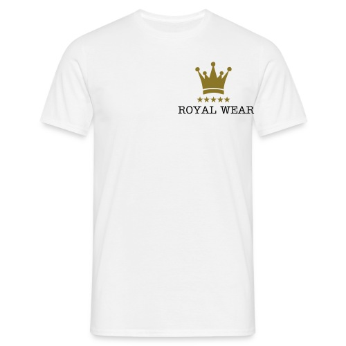 ROYAL WEAR classic - Männer T-Shirt