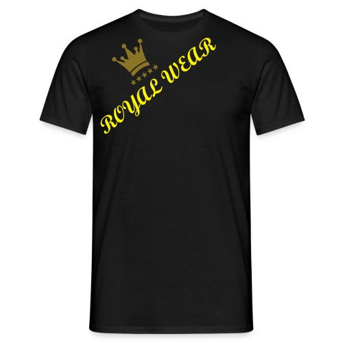 ROYAL WEAR DUCK - Männer T-Shirt