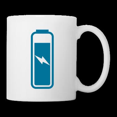 """""""Battery charging"""" Mug"""