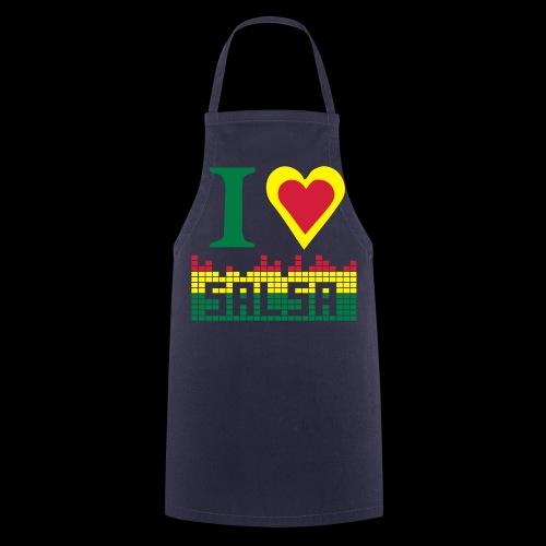 I LOVE SALSA tablier de cuisine - Cooking Apron
