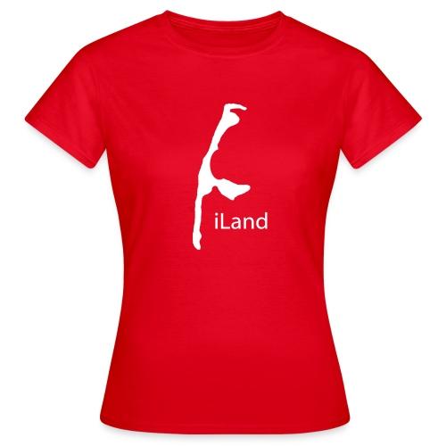 T-Shirt Sylt hat Biss für die Dame - Frauen T-Shirt