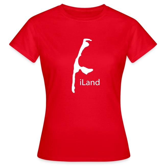 T-Shirt Sylt hat Biss für die Dame