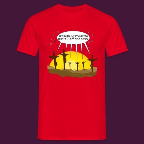 Clap your hands - Shirt Herren - Männer T-Shirt