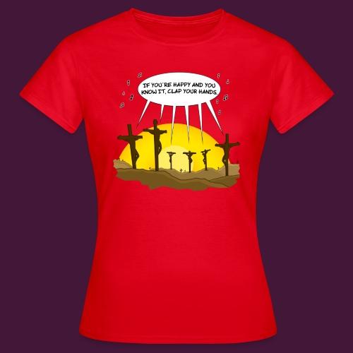 Clap your hands - Shirt Herren - Frauen T-Shirt