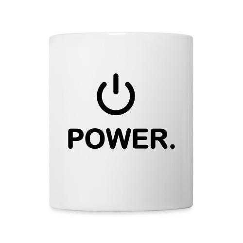 POWERTASSE - Tasse