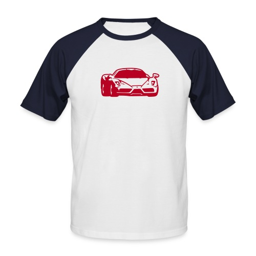 TUNNING - T-shirt baseball manches courtes Homme