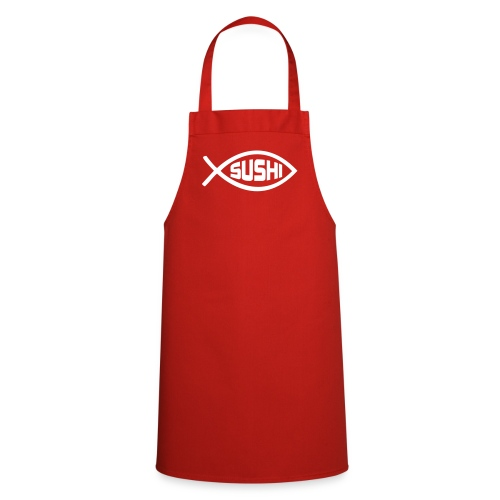 SUSHI - Tablier de cuisine