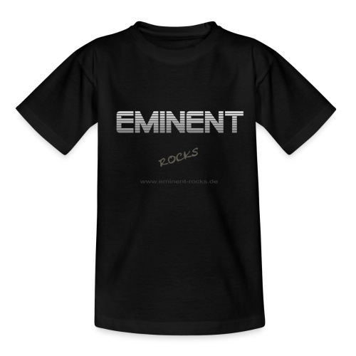 Eminentes Kindershirt -weiß- - Teenager T-Shirt