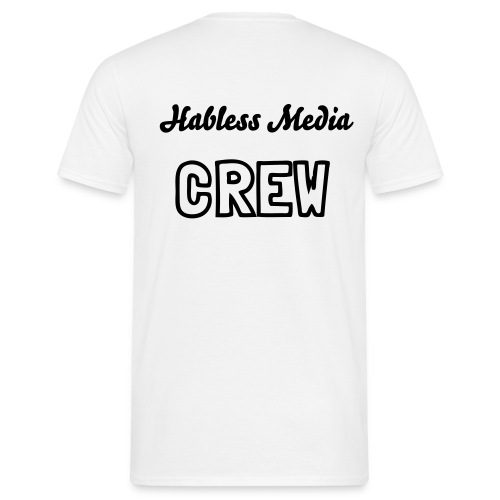 Habless Crew - T-skjorte for menn