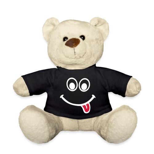 Bär der die zunge raustreckt - Teddy