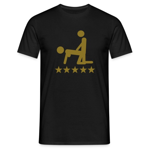 porn - Mannen T-shirt