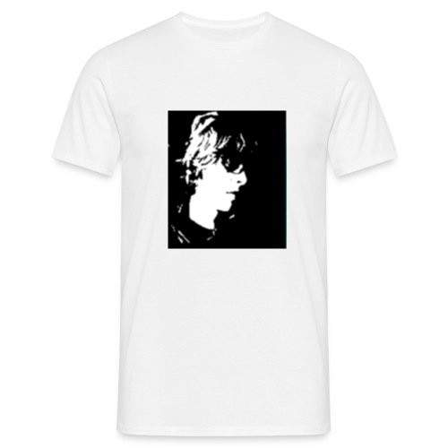Tom Vek White T-Shirt - Men's T-Shirt
