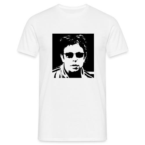 Ian McCulloch White T-Shirt - Men's T-Shirt