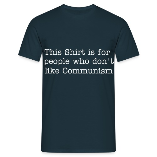 Dullest Shirt Ever - Men's T-Shirt