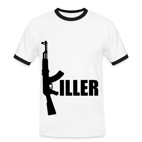... N'oubliez pas d'appuyer sur Détails ======= \/ - T-shirt contrasté Homme