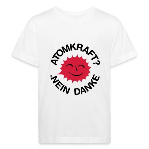 Atomkraft? Nein Danke - Kind - Kinder Bio-T-Shirt