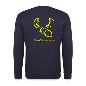 Sweatshirt Darling Blau - Männer Pullover