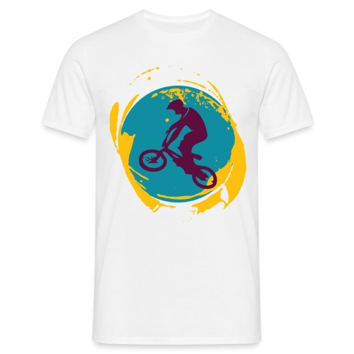 BMX - Koszulka męska