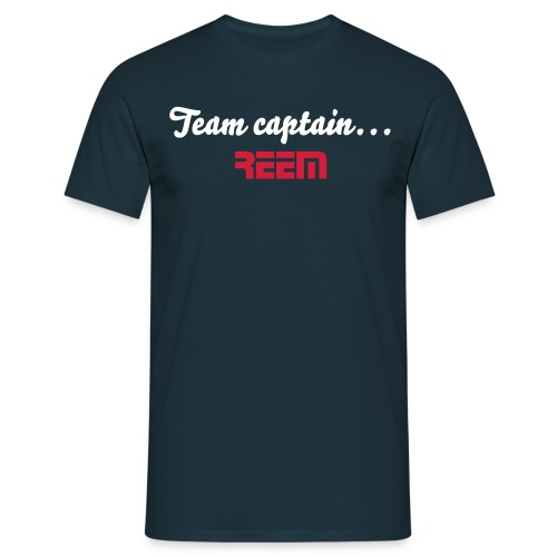 Team Captain REEM - Men's T-Shirt