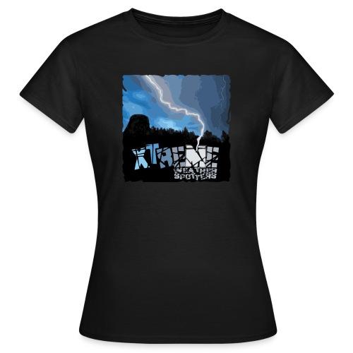 Xtreme Weather Spotters - Koszulka damska