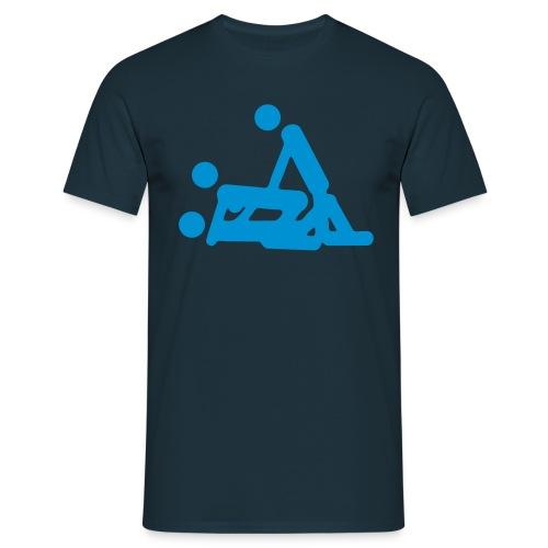 Trio  - Camiseta hombre