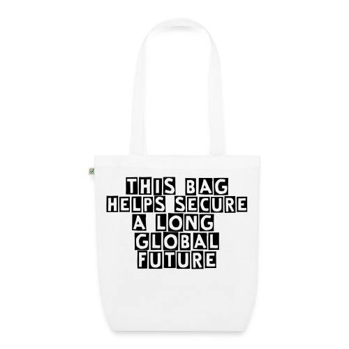 Earth Positive bag.  - EarthPositive Tote Bag