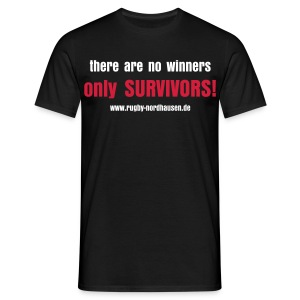 Survivors Mens Shirt - Männer T-Shirt